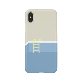 ▷            chiroruの🌊 pool Smartphone cases