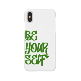 Be Yourself  Smartphone cases