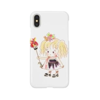 やみ姫萌出篇 Smartphone cases