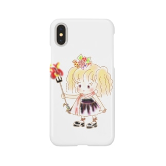 Genso-Gingaのやみ姫萌出篇 Smartphone cases