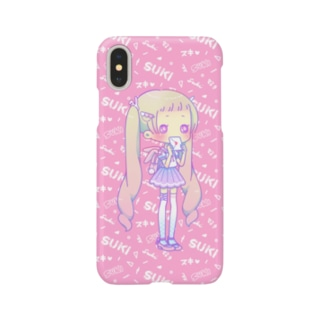 好き、スキ、SUKI Smartphone cases