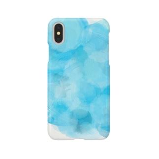 梅雨のけはい Smartphone cases