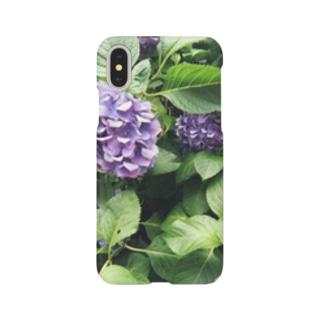 梅雨 Smartphone cases