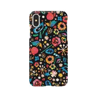 イロトリドリ Smartphone cases