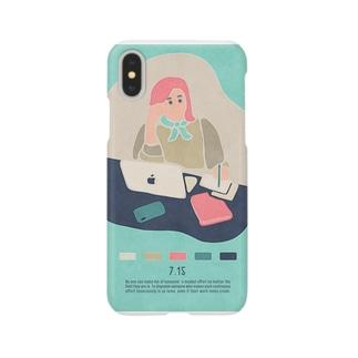 【2019.07.15】新井リオの英語日記グッズ Smartphone cases