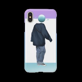 WAKAの異形頭【天王星】 Smartphone cases