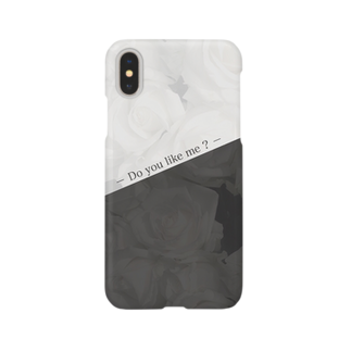 Mochikoの- Do you like me ? - Smartphone cases
