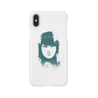 そこの幽子さん Smartphone cases