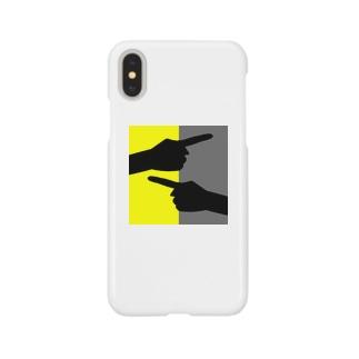 ヒューマン・フィンガー Smartphone cases