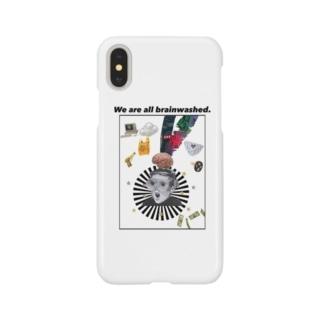 偏見=洗脳 Smartphone cases