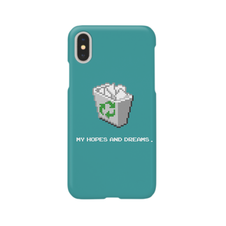 ◇のMY HOPES AND DREAMS. Smartphone cases