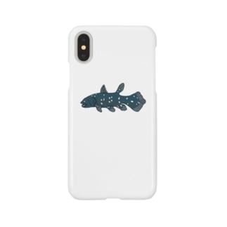 シーラカンス Smartphone cases