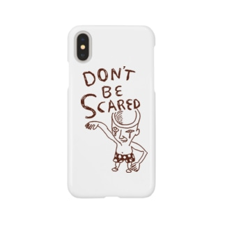Don't Be Scared Smartphone cases