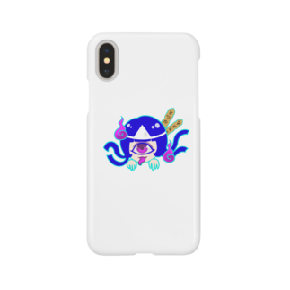 Yukaringの単眼おばけちゃん Smartphone cases