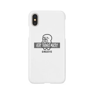 VTM_character+logo_iPhonecase_2019SUMMER Smartphone cases