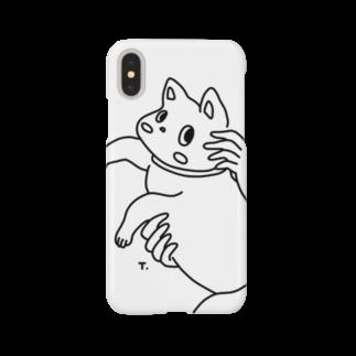 スズキタカノリのNekoちゃん Smartphone cases
