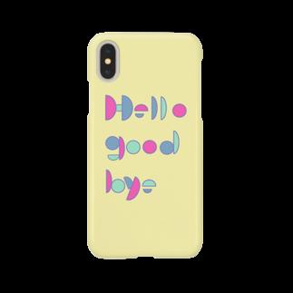 まつんのへろぐばカラー Smartphone cases