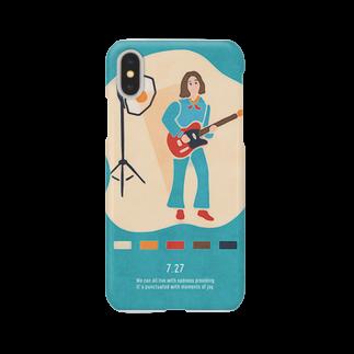 新井リオの【2019.07.27】新井リオの英語日記グッズ Smartphone cases