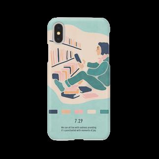新井リオの【2019.07.29】新井リオの英語日記グッズ Smartphone cases