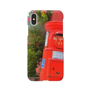 郵便ポスト Smartphone cases