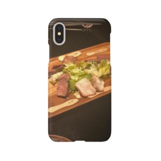 ジビエ系 Smartphone cases
