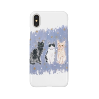 3catfriends Smartphone cases