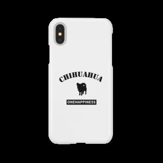 onehappinessのチワワ Smartphone cases