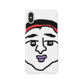 ぎょんすの寺子屋のwoman Smartphone cases