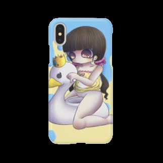 8.7のおまるちゃん Smartphone cases