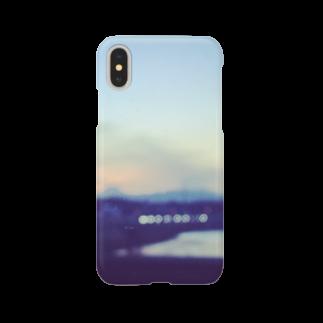 めむとの帰路、滲む景色。 Smartphone cases