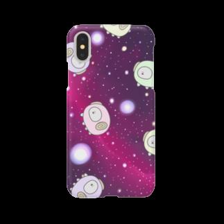 8.7の宇宙のひつじ Smartphone cases