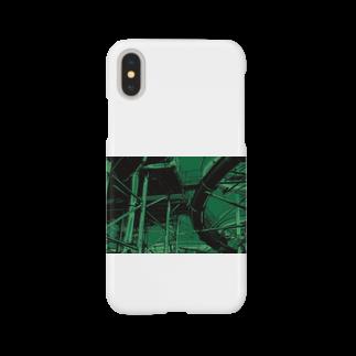 FahrenheitのPipe green Smartphone cases