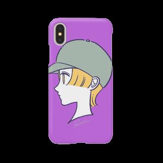 LATEのhaikara   pop girl Smartphone cases
