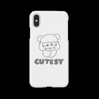 HOSHINOMAAのCUTESY Smartphone cases