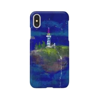 「天空燈台。」 Smartphone cases