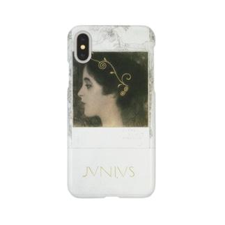 グスタフ・クリムト / 1896 /Junius / Gustav Klimt Smartphone cases