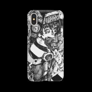 図書委員長のオリ画 Smartphone cases