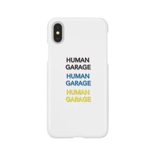 HUMAN GARAGE iPhone case Smartphone cases
