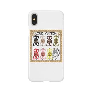 ルイヴィトンプリントアイフォンケース Smartphone cases