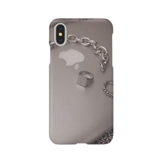 アッポー Smartphone cases