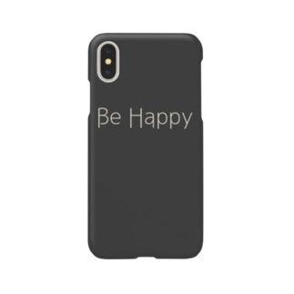 ハッピーになる Smartphone cases