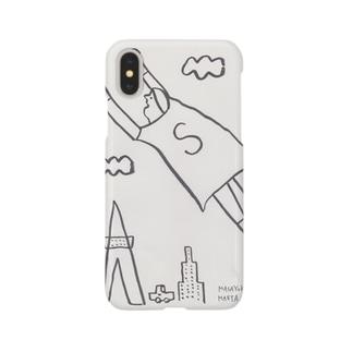スーパーマン Smartphone cases