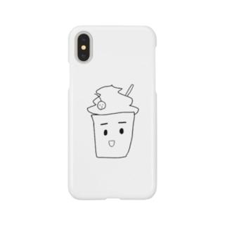 フラペチーノ Smartphone cases