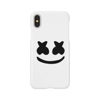 マシュメロ Smartphone cases