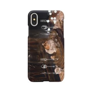 ネズミのお茶会 Smartphone cases