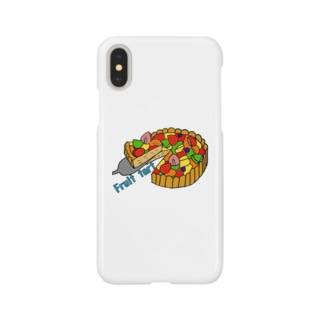 フルーツタルト Smartphone cases