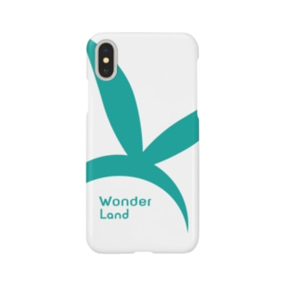 Wonder Land Smartphone cases