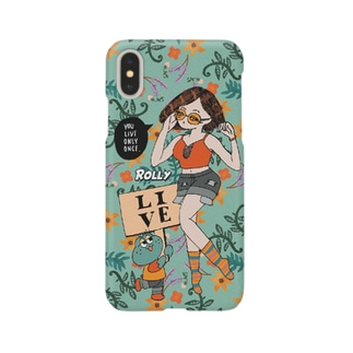 YOU LIVE ONLY ONCE  Smartphone cases