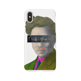 old  thousand man Smartphone cases