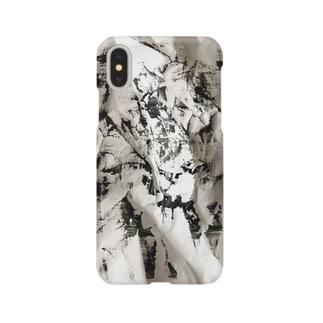 もみくちゃ Smartphone cases